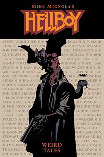 Hellboy: Weird Tales