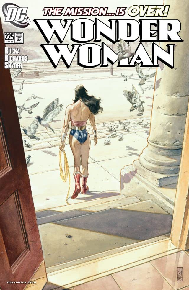 Wonder Woman (1987-2006) #225