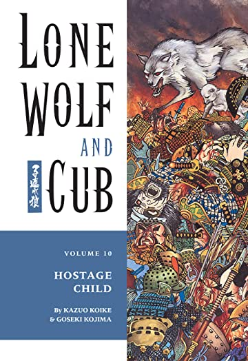 Lone Wolf and Cub Vol. 10: Hostage Child