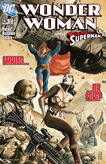 Wonder Woman (1987-2006) #226