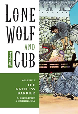 Lone Wolf and Cub Tome 2: The Gateless Barrier