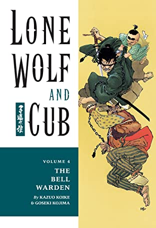 Lone Wolf and Cub Tome 4: The Bell Warden