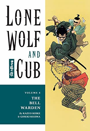 Lone Wolf and Cub Vol. 4: The Bell Warden