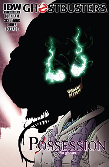 Ghostbusters (2011-2012) #7
