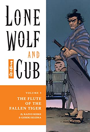 Lone Wolf and Cub Tome 3: The Flute of The Fallen Tiger