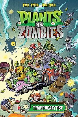 Plants vs Zombies Vol. 2: Timepocalypse