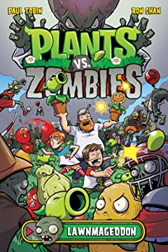 Plants vs. Zombies Tome 1: Lawnmageddon