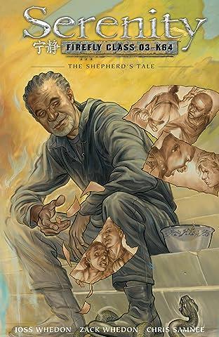 Serenity Vol. 3: The Shepherd's Tale
