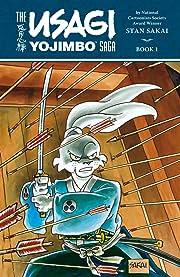 Usagi Yojimbo Saga Vol. 1