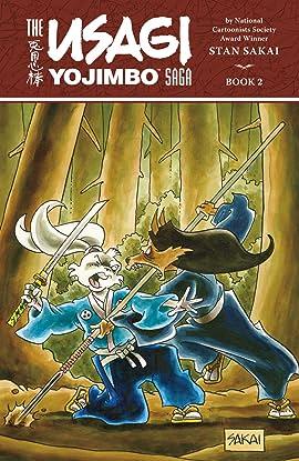 Usagi Yojimbo Saga Vol. 2