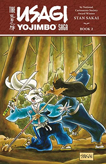 Usagi Yojimbo Saga Vol. 2