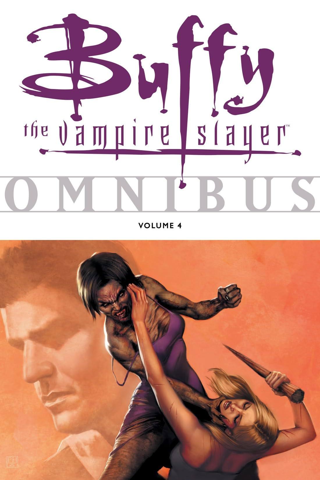 Buffy Omnibus Vol. 4