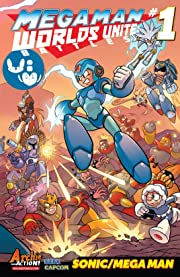 Mega Man: Worlds Unite Battles #1
