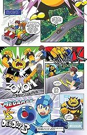 Mega Man: Worlds Unite Battles #1