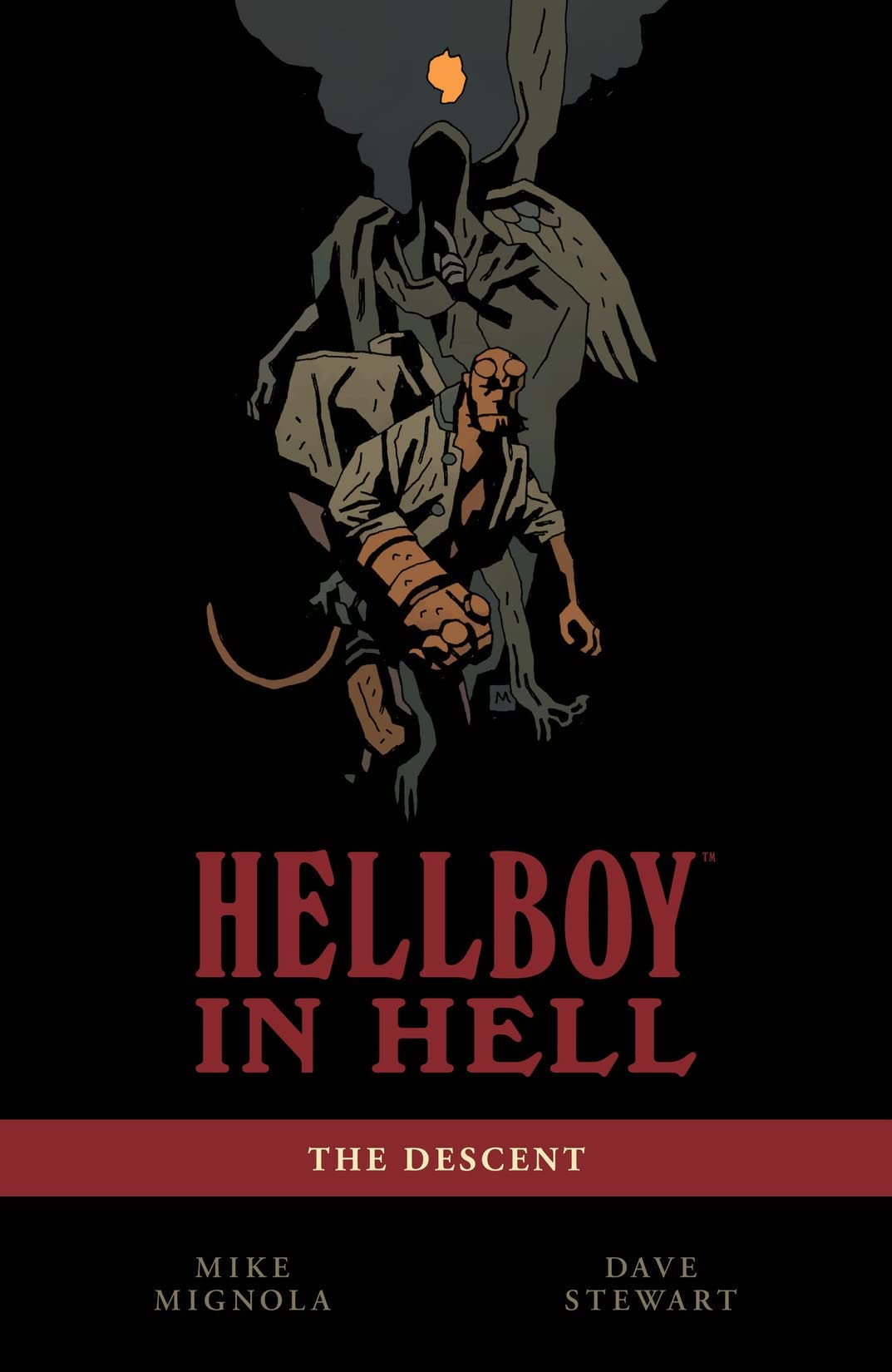 Hellboy in Hell Tome 1: The Descent
