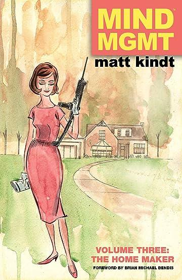MIND MGMT Vol. 3: Home Maker