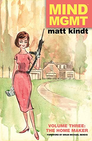 MIND MGMT Tome 3: Home Maker