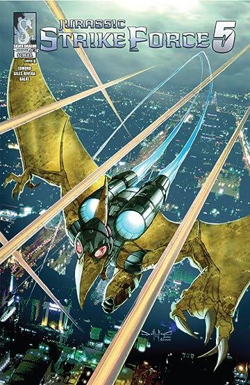 Jurassic Strike Force 5 #3