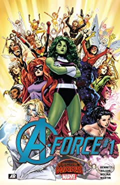 A-Force (2015) No.1