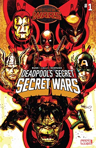 Deadpool's Secret Secret Wars #1 (of 4)