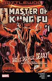 Master of Kung Fu (2015) #1 (of 4)
