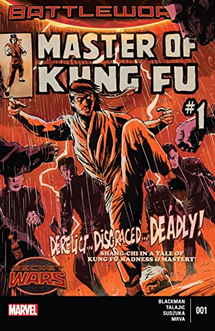 Master of Kung Fu (2015) No.1 (sur 4)