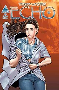 Terry Moore's Echo #3