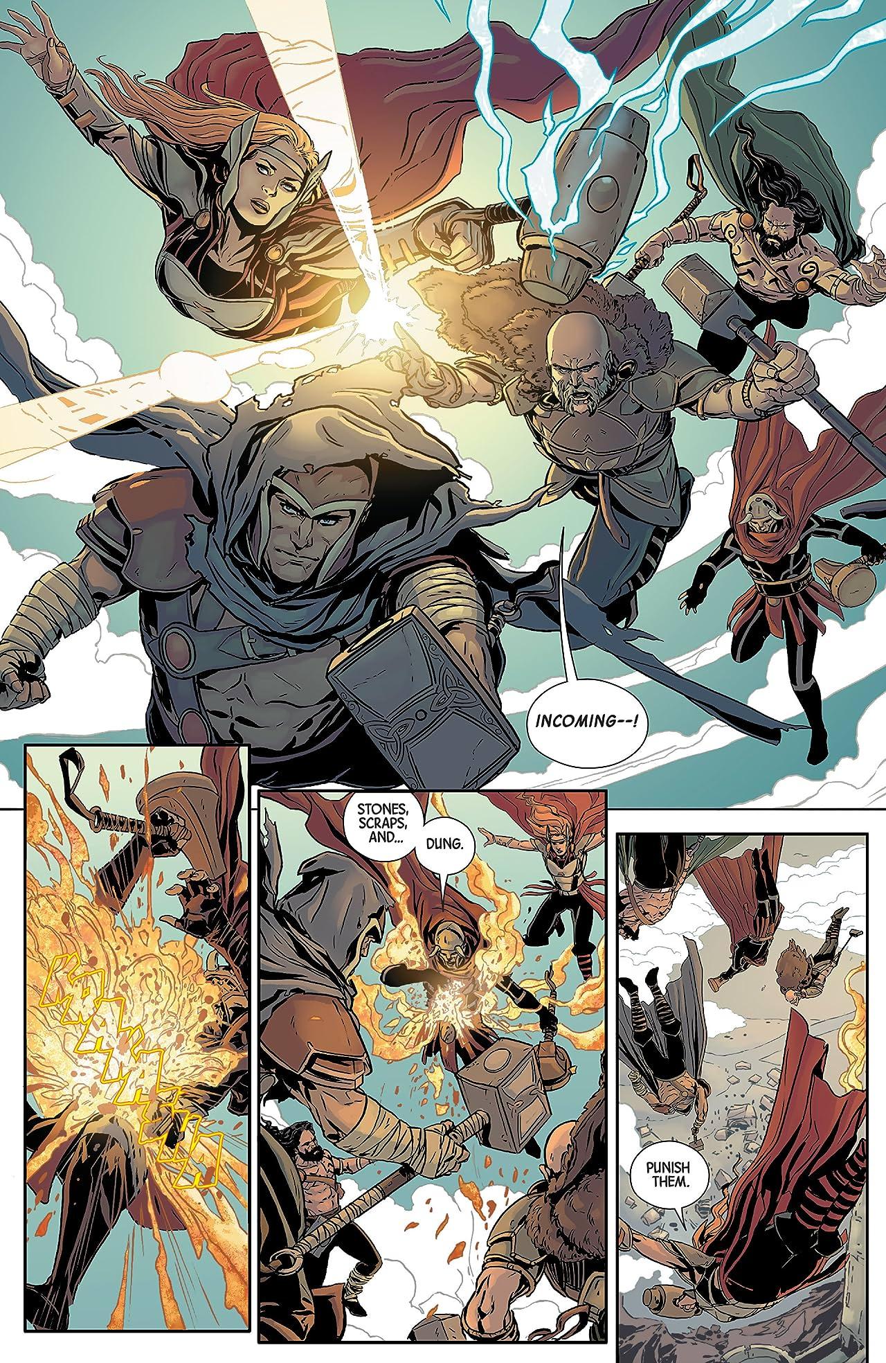 Planet Hulk (2015) #1