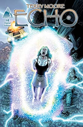 Terry Moore's Echo #4