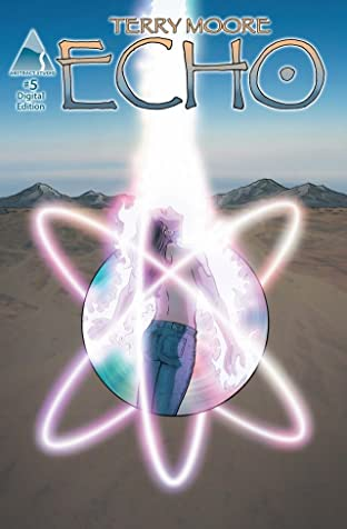 Terry Moore's Echo #5