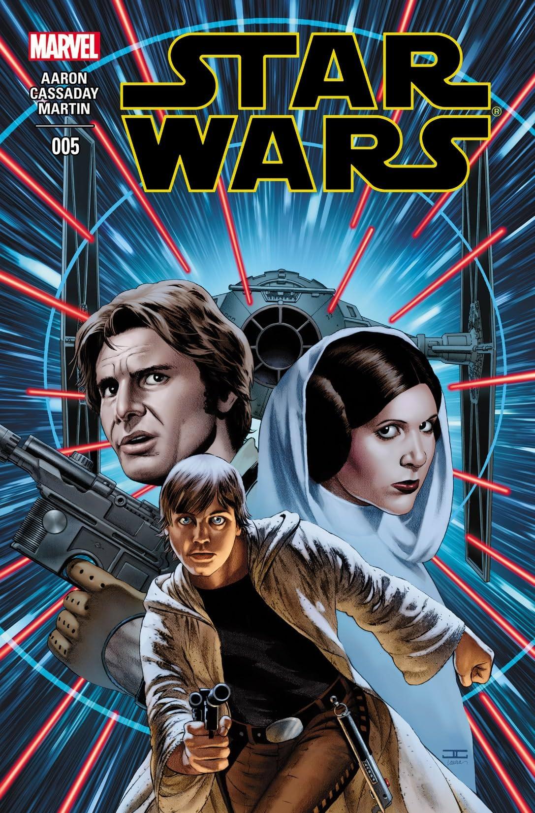 Star Wars (2015-) #5