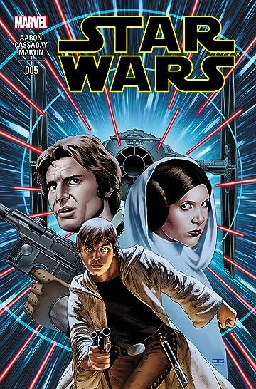 Star Wars (2015-2019) #5