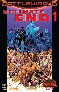 Ultimate End (2015) #1 (of 5)