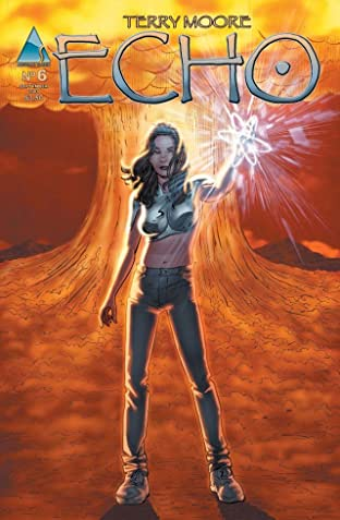 Terry Moore's Echo #6