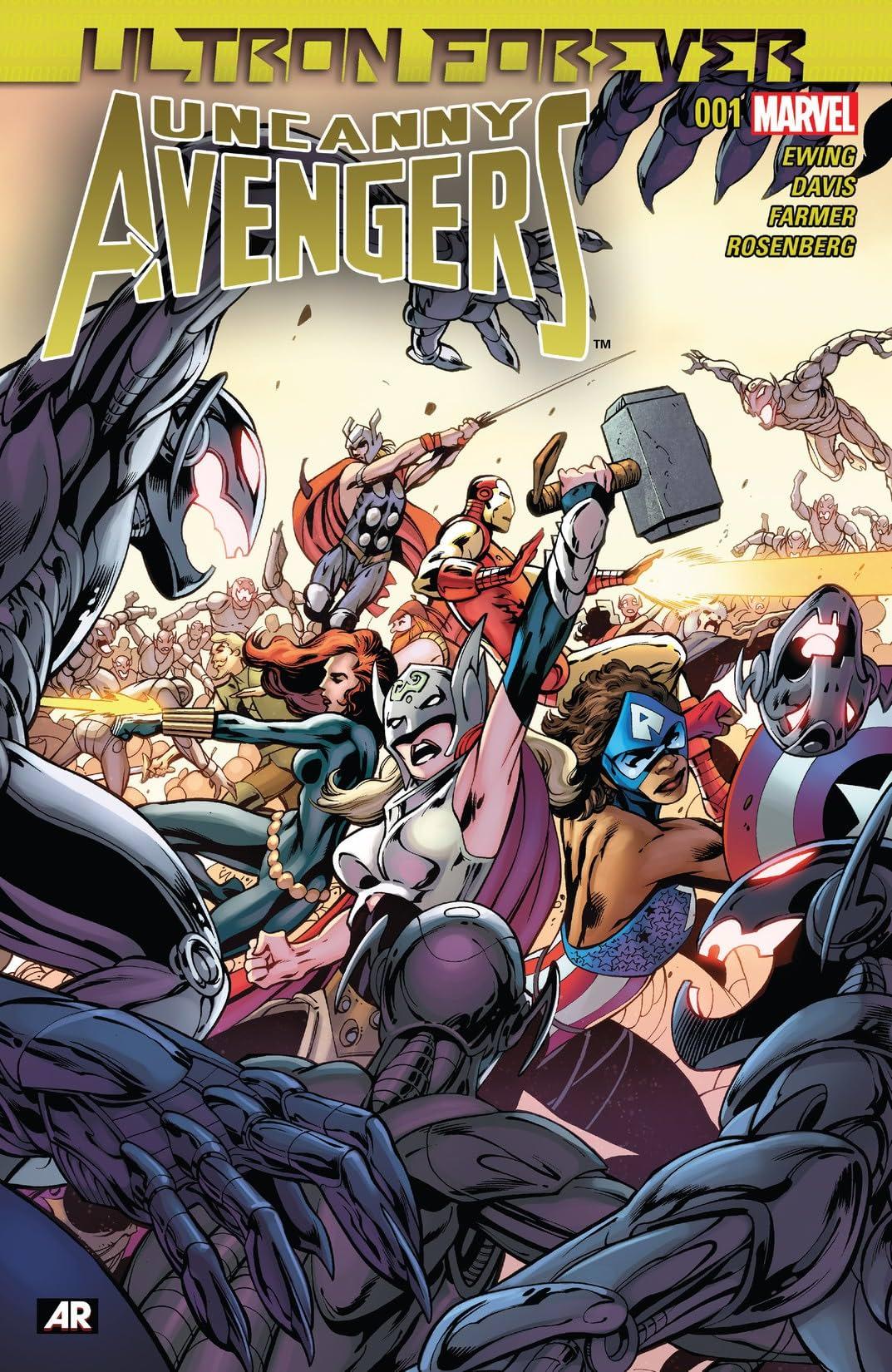 Uncanny Avengers: Ultron Forever #1