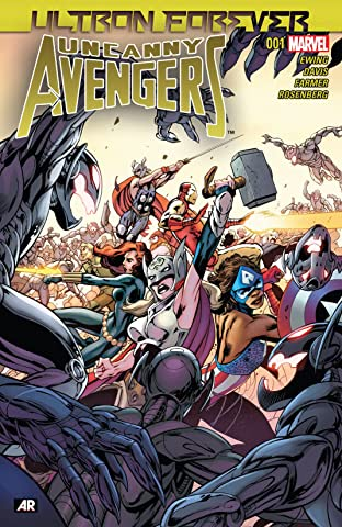 Uncanny Avengers: Ultron Forever No.1