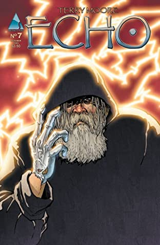 Terry Moore's Echo #7