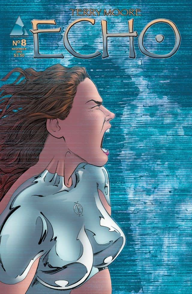 Terry Moore's Echo #8