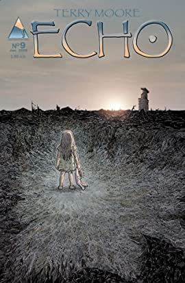 Terry Moore's Echo #9