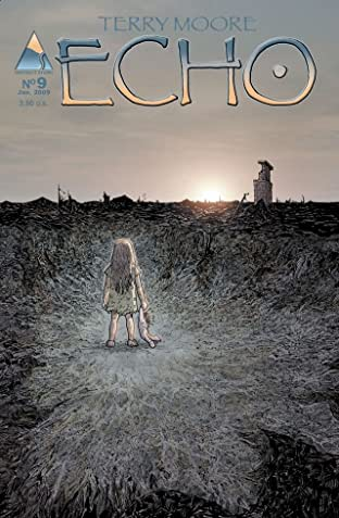 Terry Moore's Echo No.9