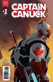 Captain Canuck (2015-) #1