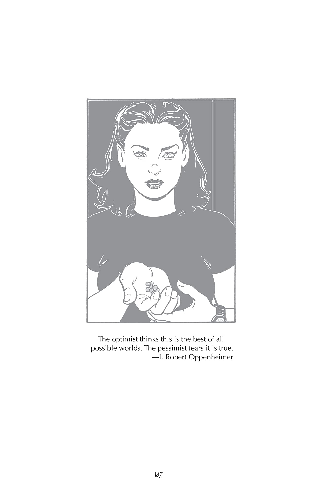Terry Moore's Echo #10