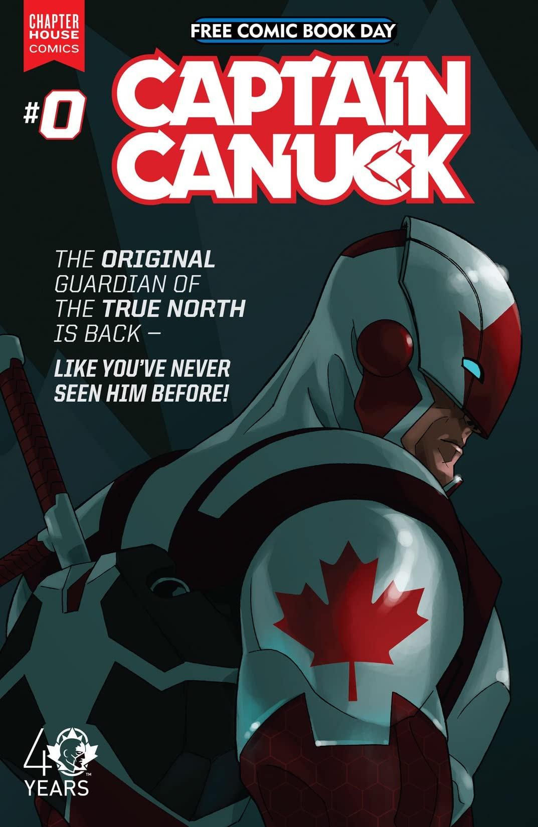 Captain Canuck (2015-) No.0