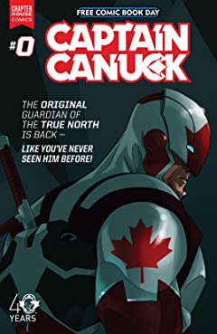 Captain Canuck (2015-) No.0