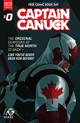 Captain Canuck (2015-) #0