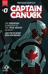 Captain Canuck (2015-) #0