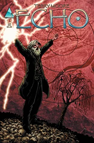 Terry Moore's Echo No.11