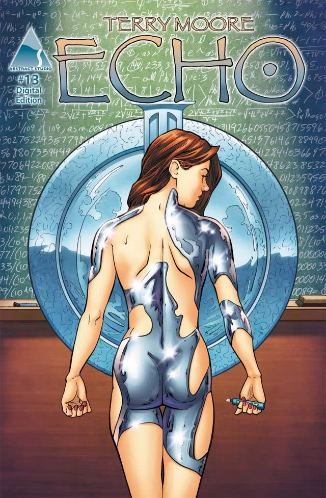 Terry Moore's Echo #13