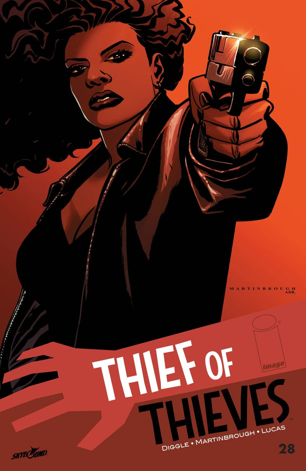 Thief of Thieves #28