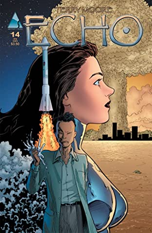 Terry Moore's Echo No.14